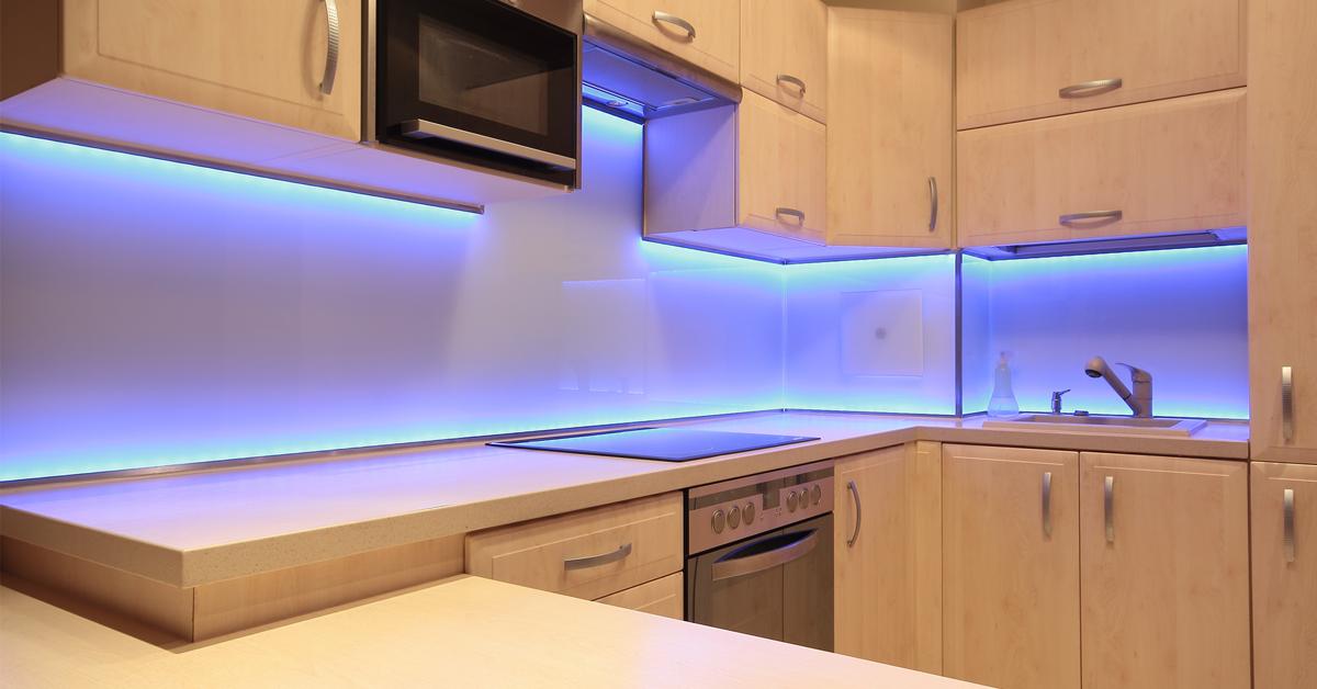 under-cabinet lighting