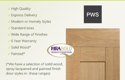 PWS Kitchen Cabinet Doors