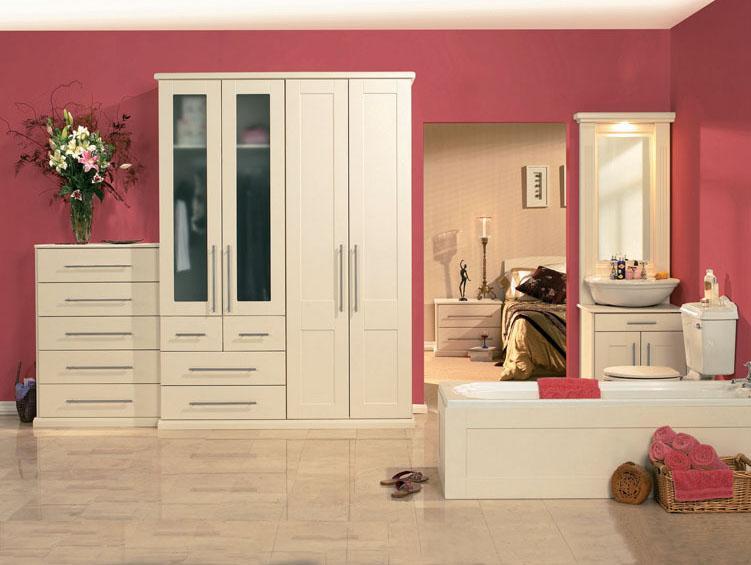 Bella Shaker Bedroom In Ivory Lark Amp Larks