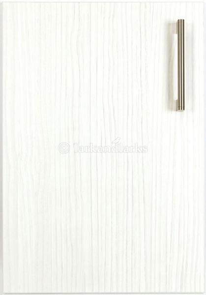 Hacienda White Ash Kitchen Doors
