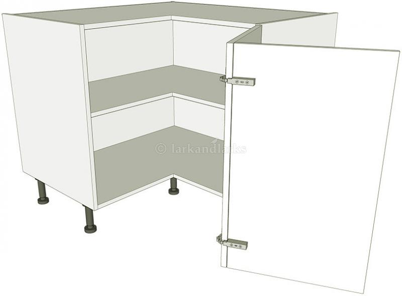 Corner Kitchen Base Unit L Shape Bi Fold