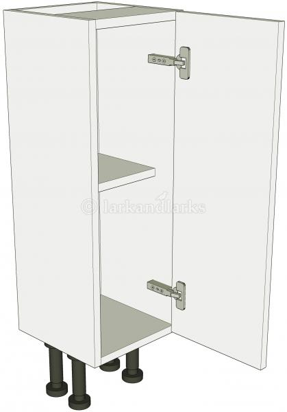 Highline kitchen base units 260w x 300d single for Service void kitchen units