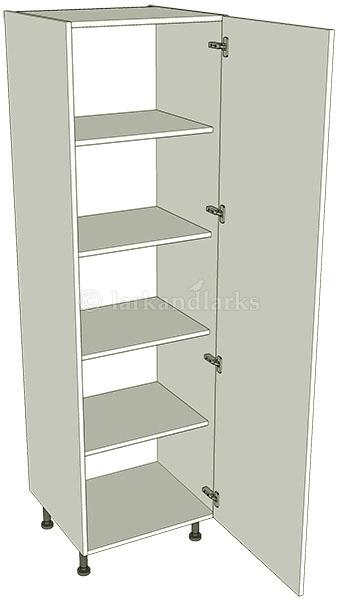 Tall storage unit 2150mm high lark larks for Tall kitchen drawer unit