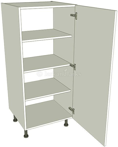 Http Www Larkandlarks Co Uk Kitchens Kitchen Units Rigid Units Storage Units Shelved Storage Units Tallboy Storage Unit 1250mm High