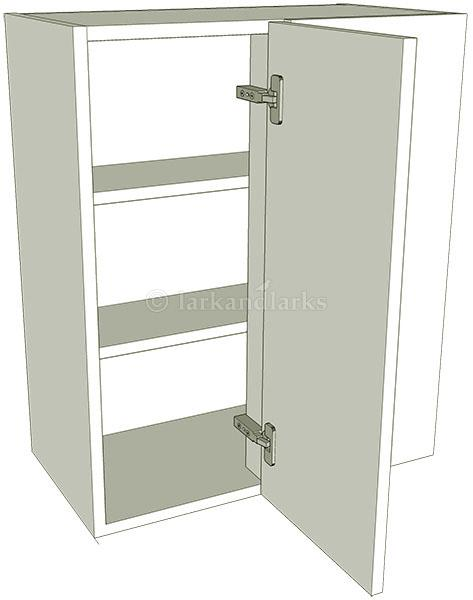 Variable corner kitchen wall unit tall lark larks for Tall corner kitchen unit