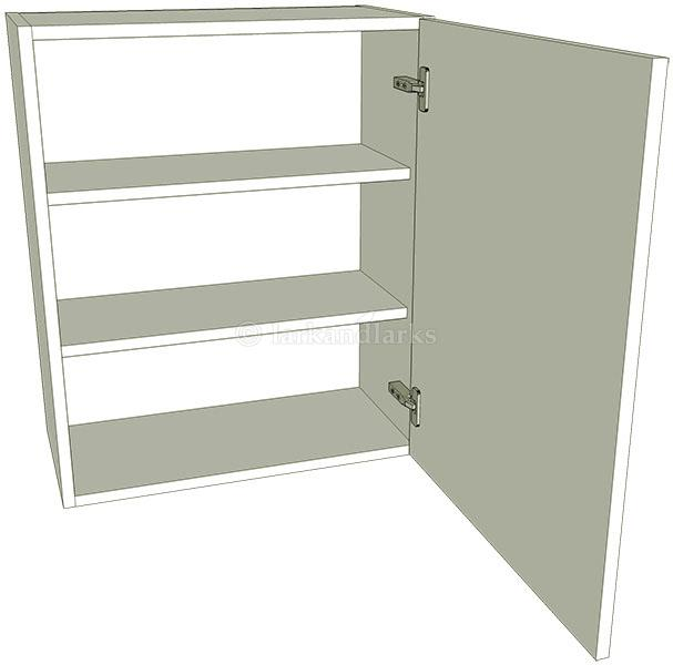 Tall 900mm high single kitchen wall unit for Individual kitchen units