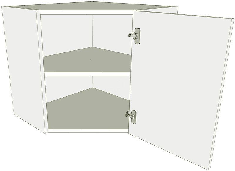 Diagonal Corner Kitchen Wall Unit Low Lark Amp Larks