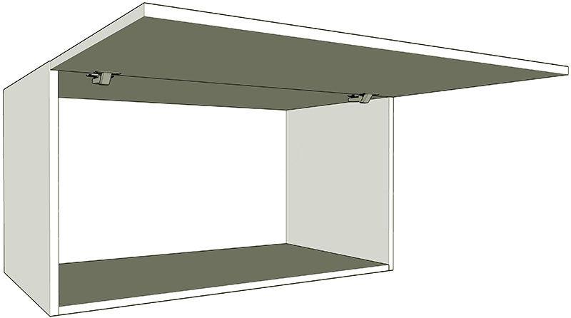 Bridging units low single door lark larks for Kitchen bridging units 600mm