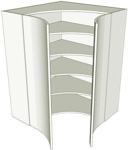 Bowfell Corner Dresser Pantry Unit Lark Amp Larks
