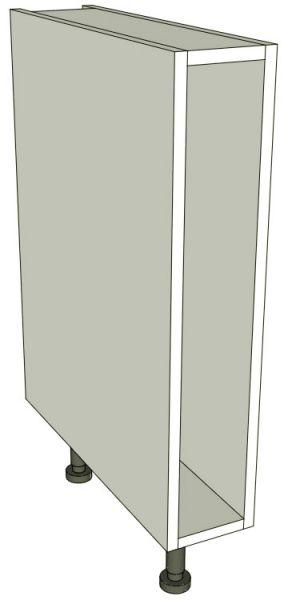 Kitchen 150mm base unit flat pack lark larks for Kitchen carcasses only