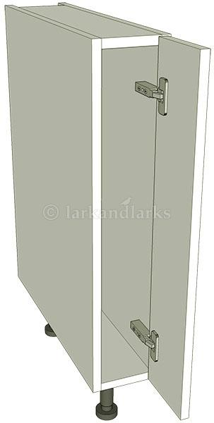 Kitchen 150mm Base Unit Flat Pack Lark Amp Larks