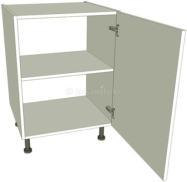 Kitchen single base unit flat pack lark larks for Pre built kitchen units