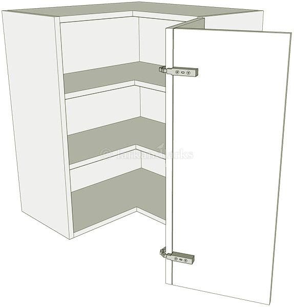Kitchen 39 l 39 shape wall unit flat pack for Large kitchen wall units