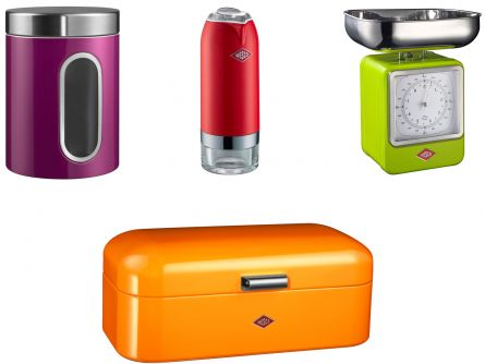 Wesco Bins and Kitchen Accessories