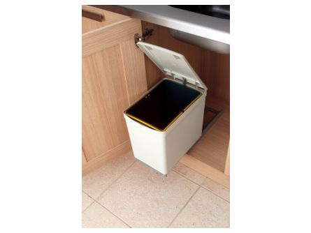 Pull-Out Waste Bin - 16 Litres