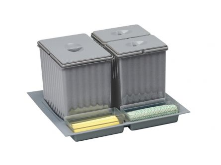 Kitchen Recycling Bins - 29 Litres