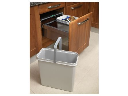 Deluxe Kitchen Recycling Bins
