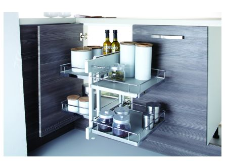 Blind Corner Kitchen Optimiser Plus