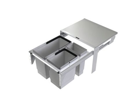 Kitchen Recycling Bin - 30 Litres