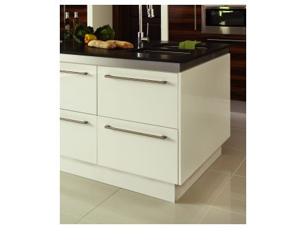 Firbeck Plain End Kitchen Panels