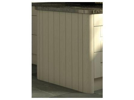 Wilton Plain End Kitchen Panels