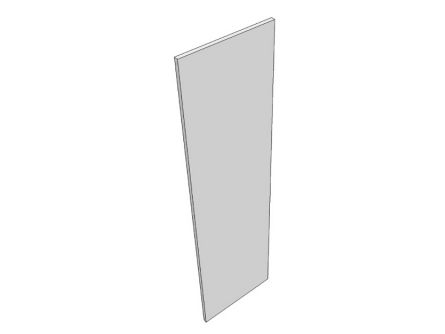 Milbourne Painted Kitchen Base End Panels