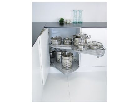 LeMans Arena Classic Kitchen Corner Unit Storage