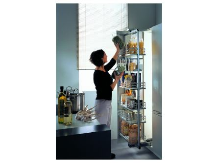 Arena Style Swing Kitchen Larder Pull-Out