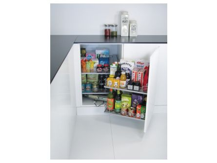 Magic Corner Classic Kitchen Storage