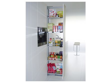 Arena Style Kitchen Larder Pull-Out