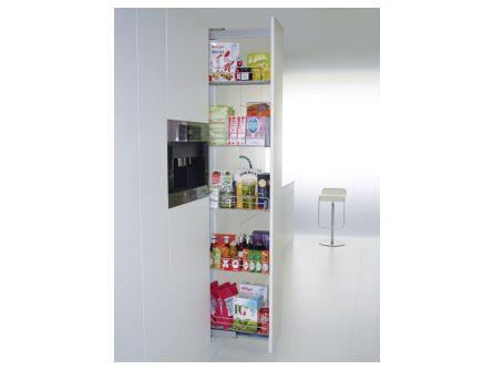 Classic Kitchen Larder Pull-Out, Full Extension