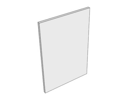 Porter Gloss Base End Panel