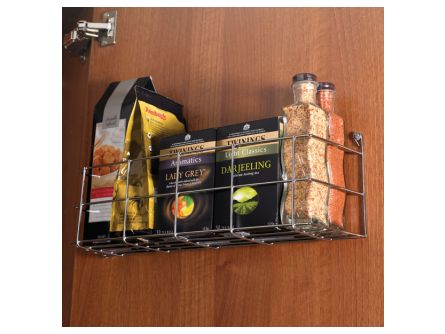 Single Tier Kitchen Storage Rack
