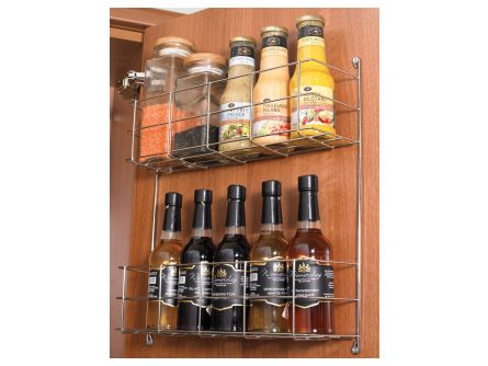 2 Tier Kitchen Storage Rack
