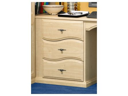 Wave Design 3 Drawer Pack
