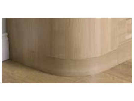 Bella Curved bedroom Plinth