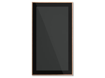 Aluminium Frames - Copper Plated