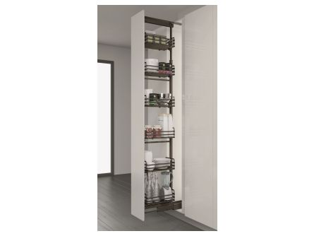 tall kitchen cabinets 500mm larder amp kitchen unit storage lark amp larks 27019