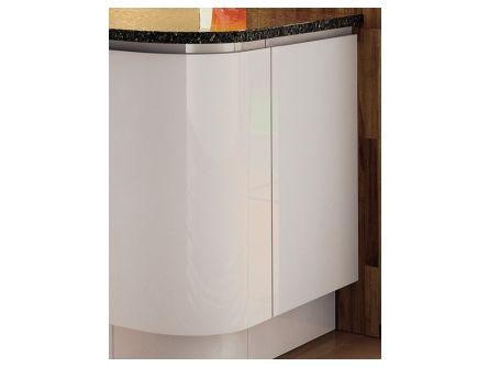 Lacarre J Profile Kitchen End Panel