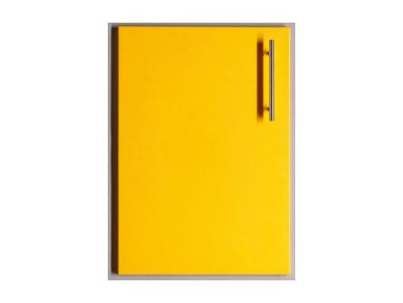 Astra Yellow replacement Bedroom Doors and drawers (wardrobe doors)