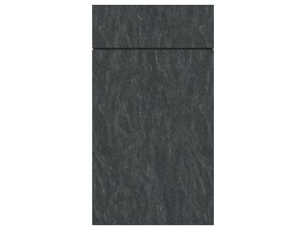 Gravity Evora Stone Graphite door and drawer