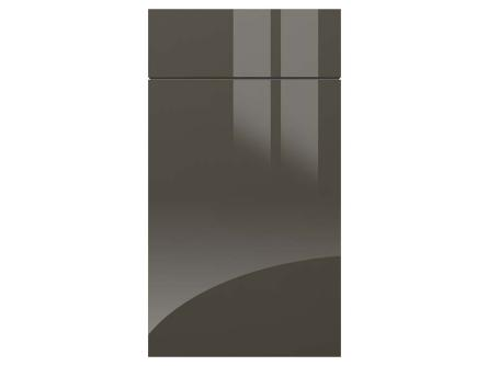 Gravity Kitchen Doors & Drawers in Gloss Grey