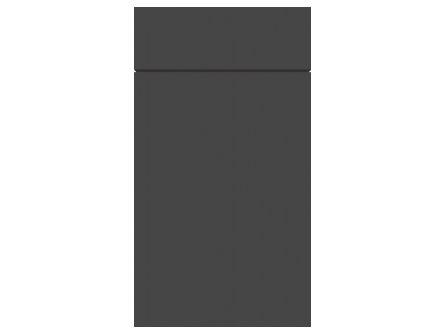 Gravity Matt Graphite kitchen unit door and drawer