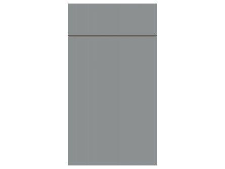 Gravity Matt Dust Grey kitchen door/drawer