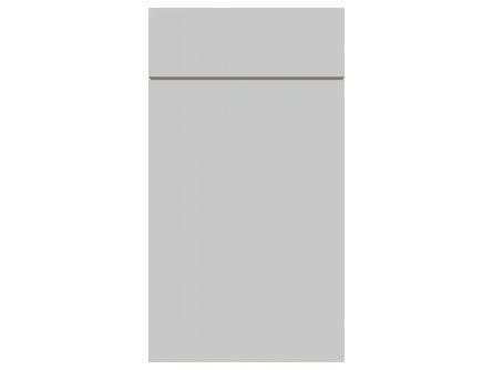Gravity Matt Light Grey door and drawer