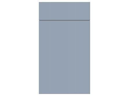Gravity Matt Denim Blue kitchen door/drawer