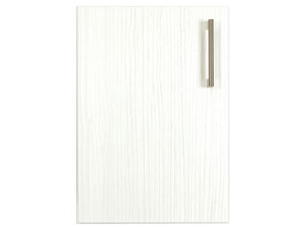 Hacienda White replacement bedroom door