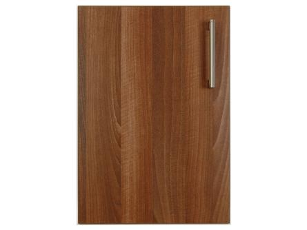 Tobacco Walnut replacement bedroom door