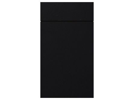 Zurfiz Serica Matt Black door