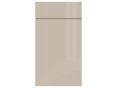Zurfiz Ultragloss Stone Grey door